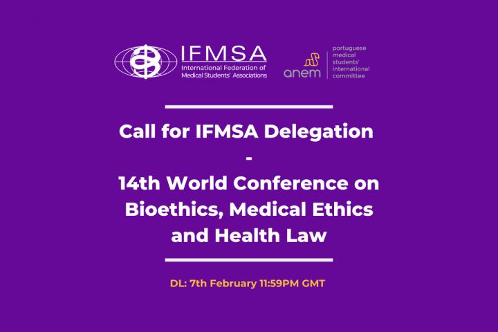 14-та Световна Конференция по Биоетика и Медицинска Етика