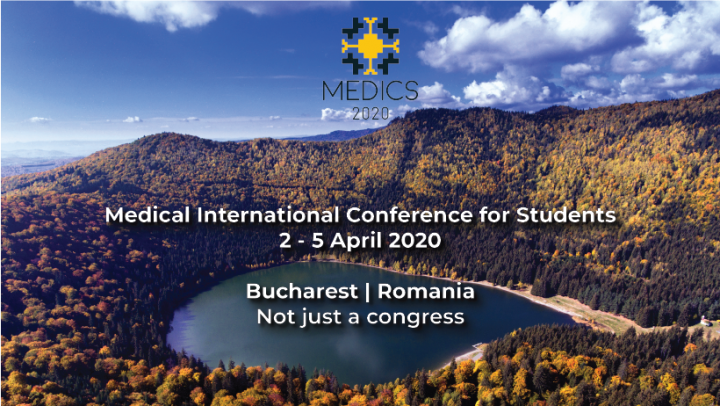 Научен конгрес – MEDICS 2020