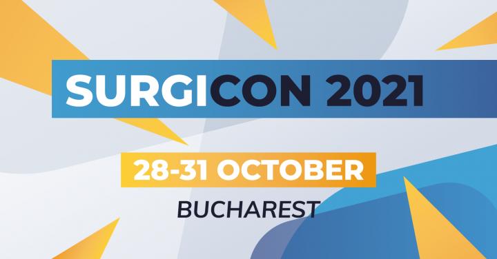 Безплатно онлайн участие на SurgicON 2021